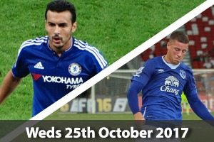 Chelsea Hospitality - Cheslsea v Everton - Carabao Cup - Hollins Suite Packages