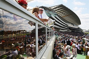 Royal Ascot Hospitality - Furlong Club Packages - Ascot Racecourse - Horse Racing