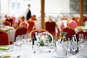 Royal Ascot Hospitality Table