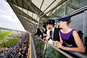 Royal Ascot Hospitality - Private Box Packages - Ascot Racecourse - Horse Racing