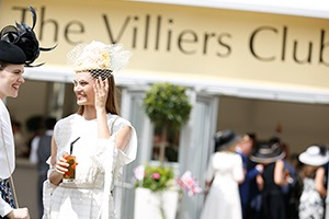Royal Ascot Hospitality - Villiers Club Packages - Ascot Racecourse - Horse Racing