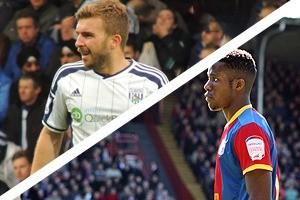 West Bromwich Albion Hospitality - WBA v Crystal Palace - The Hawthorns