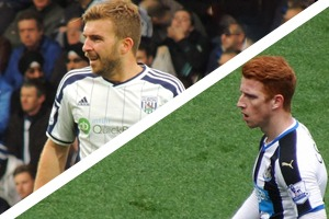 West Bromwich Albion Hospitality - WBA v Newcastle - The Hawthorns