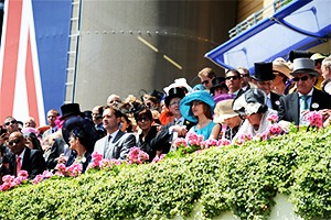 Ascot Racecourse Hospitality - Ascot Grandstand Box - VIP Corporate Packages 2018