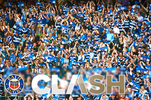 Bath Rugby Supporters at Twickenham Stadium for The Clash against Leicester Tigers
