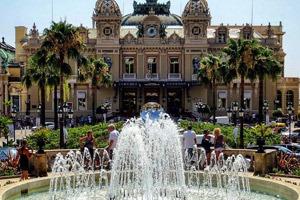 Monaco Grand Prix Hospitality - Garnier Suite Package