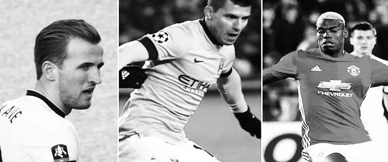 premier league collage spurs city united