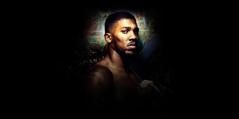 Anthony Joshua fight at Wembley Stadium