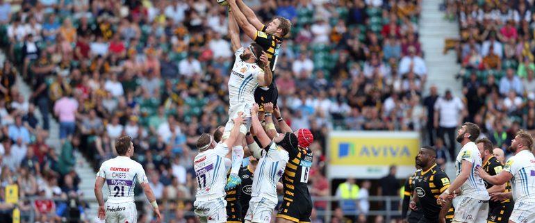 Aviva Premiership Rugby Final