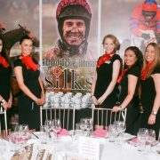 The Silks Restaurant at Cheltenham Festival