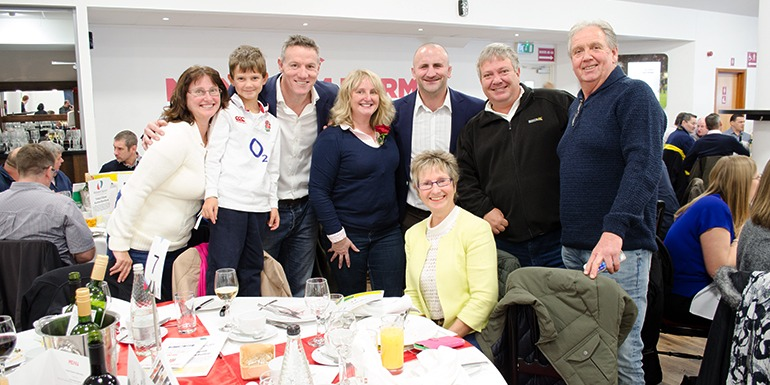 Twickenham Corporate Hospitality - Six Nations 2018 - England v Wales