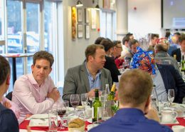 Twickenham Hospitality - Six Nations 2018 - England v Wales