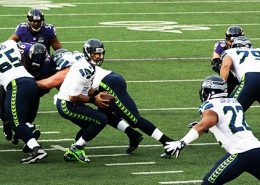 NFL Hospitality - Spurs New Stadium - Oakland Raiders v Seattle Seahawks - Corporate Packages