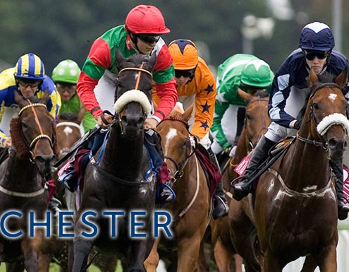 Chester May Festival horses racing