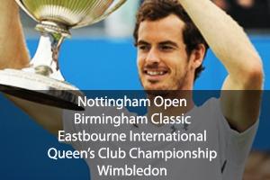 British Grass Court Tennis Hospitality