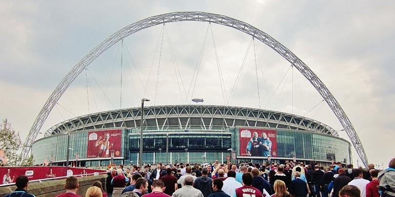 Wembley Stadium - Championship Play-off Final - Football Hospitality