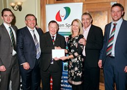 Eventmasters Foundation - Wooden SPoon 2014
