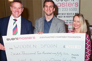 Eventmasters Foundation - MIdlands Sporting Luncheon 2017