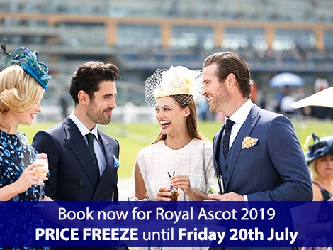 Royal Ascot Hospitality - The Gallery - Ladies Day