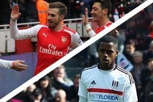 Arsenal Hospitality - Arsenal v Fulham - Emirates Stadium