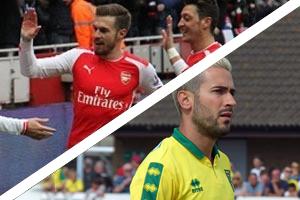 Arsenal v Norwich City Hospitality