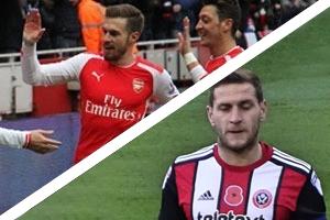 Arsenal v Sheffield United Hospitality