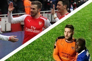 Arsenal Hospitality - Arsenal v Wolves - Emirates Stadium