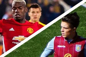 Manchester United v Aston Villa Hospitality