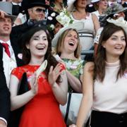 Ladies Day Guests at Royal Ascot