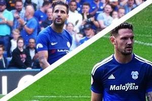 Chelsea Hospitality - Chelsea v Cardiff - Stamford Bridge
