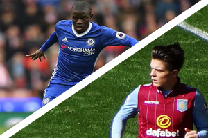 Chelsea v Aston Villa Hospitality
