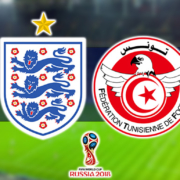 Fifa World Cup 2018 England v Tunisia