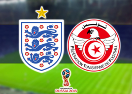 World Cup - England v Tunisia
