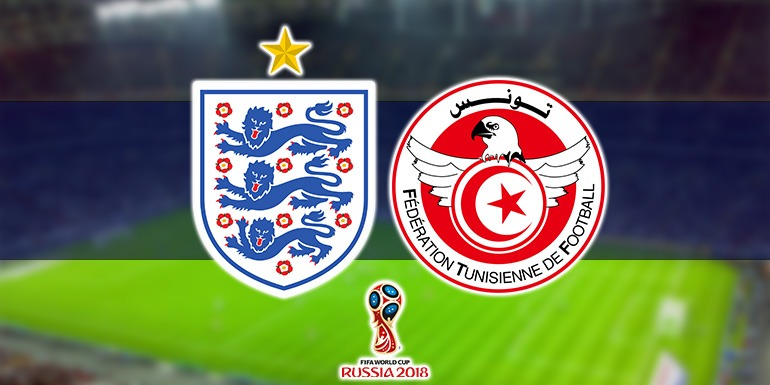 Fifa World Cup 2018 England v Tunisia