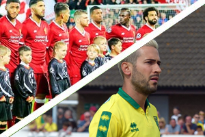 Liverpool v Norwich City Hospitality