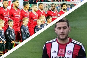 Liverpool v Sheffield United Hospitality
