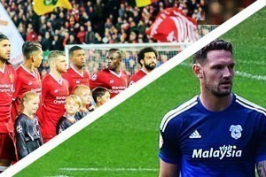 Liverpool Hospitality - Liverpool v Cardiff - Anfield