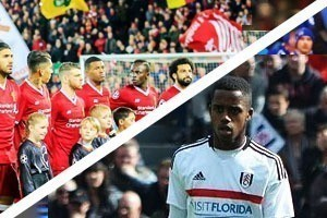Liverpool Hospitality - Liverpool v Fulham - Anfield
