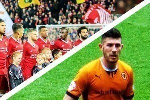 Liverpool Hospitality - Liverpool v Wolves - Anfield