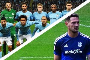 Manchester City Hospitality - Man City v Cardiff City - Etihad Stadium