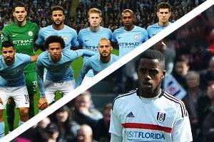 Manchester City Hospitality - Man City v Fulham - Etihad Stadium