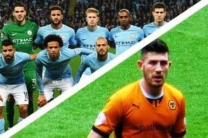 Manchester City Hospitality - Man City v Wolves - Etihad Stadium