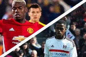 Manchester United Hospitality - Man United v Fulham - Old Trafford