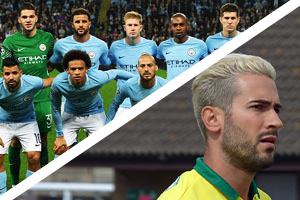 Commonwealth Bar Hospitality - Manchester City v Norwich Packages