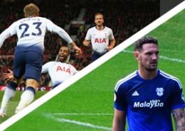 Tottenham Hotspur Hospitality - Spurs v Cardiff - Wembley Stadium