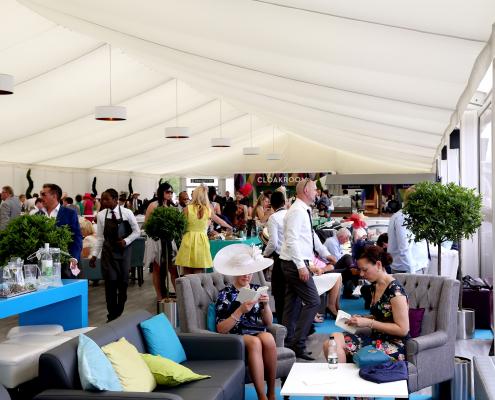 Hospitality Guests at Royal Ascot