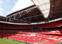 Wembley Stadium the home of NFL London 2019