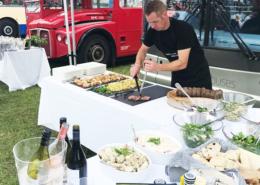Epsom Derby Hospitality Food
