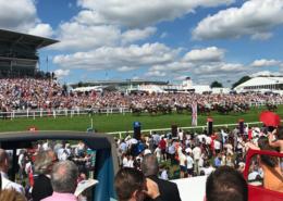 Epsom Racecourse Open Top Bus Hospitality