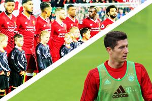 Liverpool v Bayern Munich Tickets